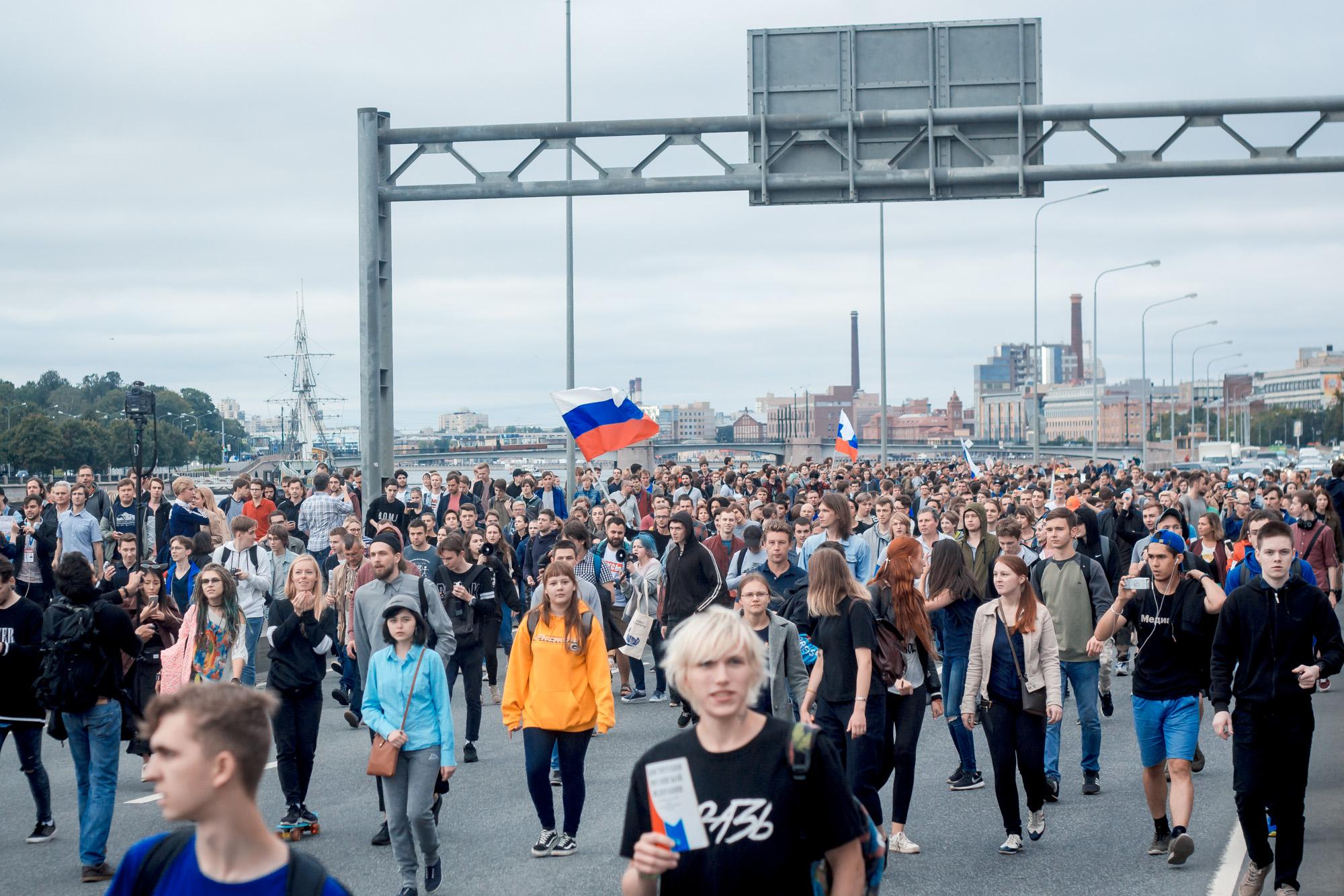 Митинг_9_сентября_в_Санкт-Петербурге