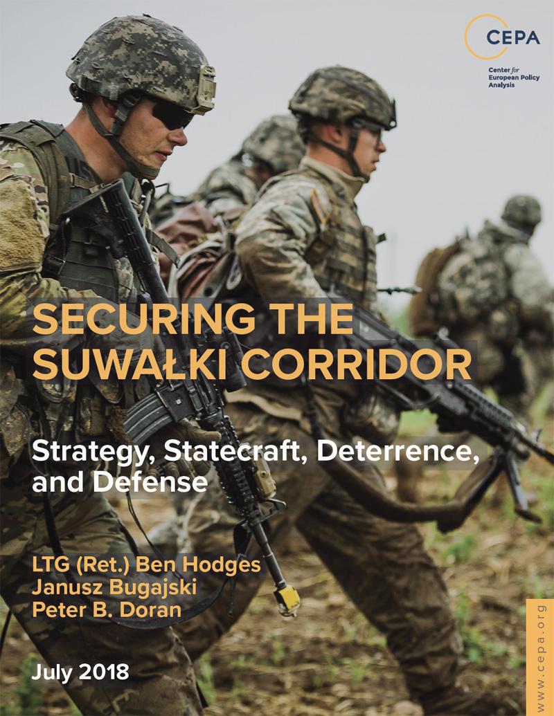 2018-CEPA-report-Securing_The_Suwalki_Corridor-cover