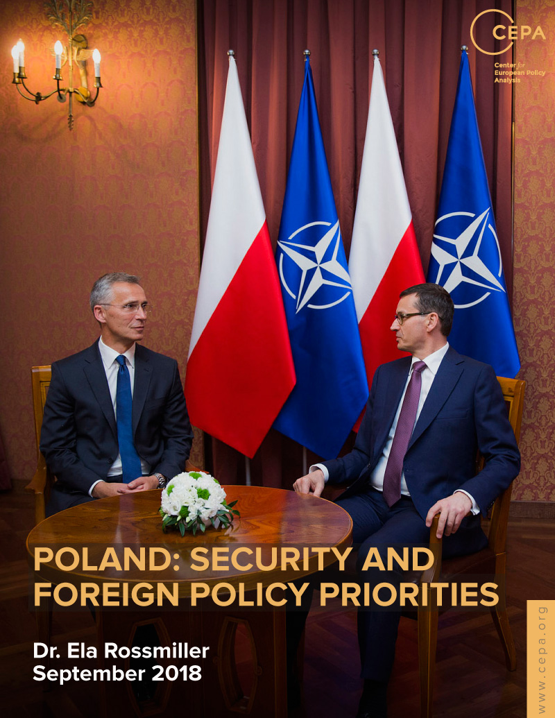 2018-09-Poland_Security_and_Foreign_Policy_Priorities-cover