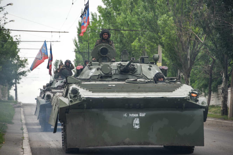 Donbas-Tank