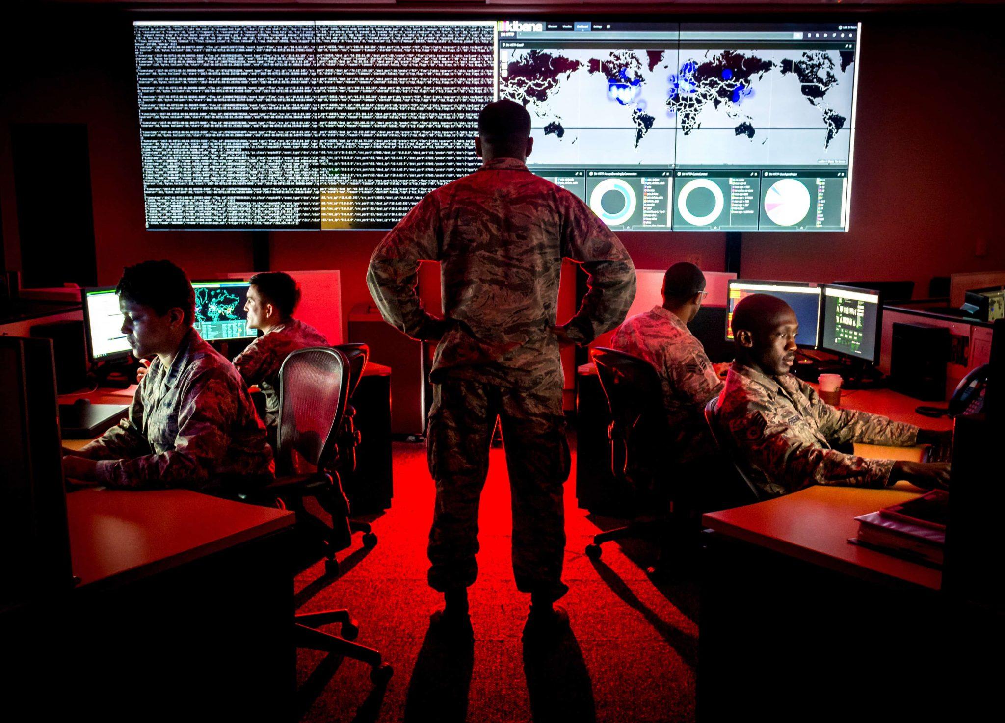 cyber-military