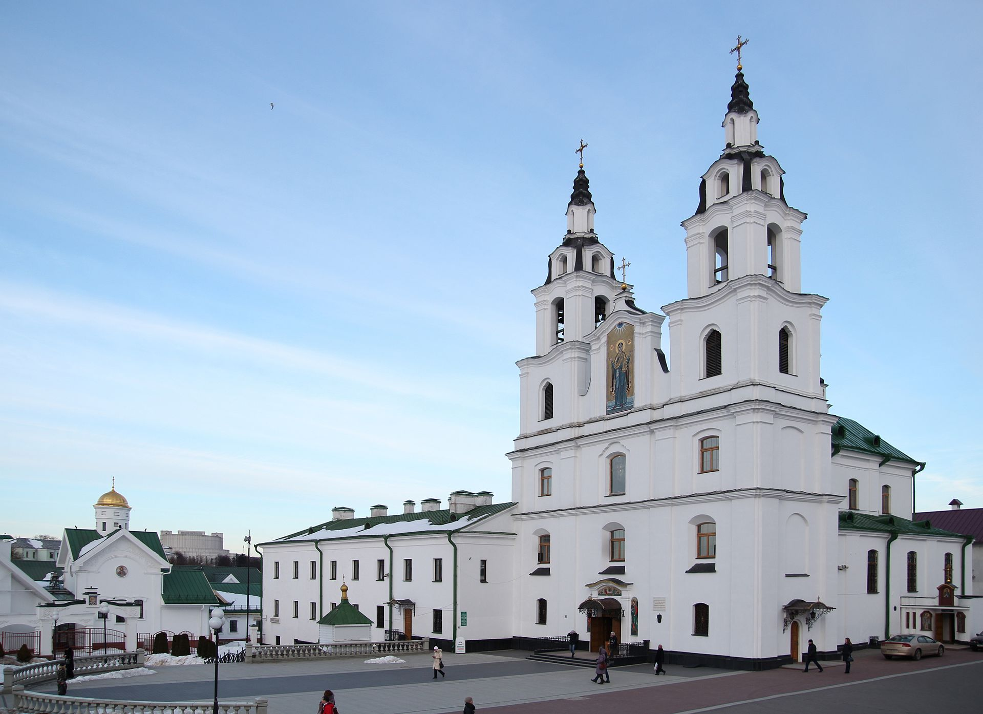 Cathedral of the Descent of the Holy Spirit (Minsk)