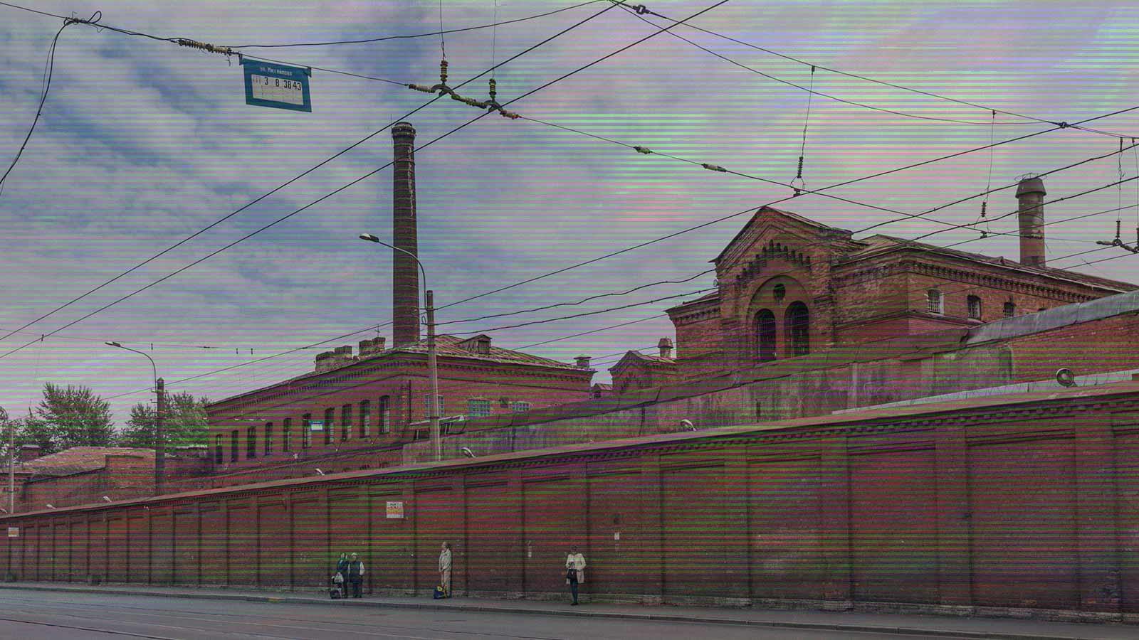 Photo: Kresty Prison Saint Petersburg, Russia. Credit: Ninara, Wikimedia Commons.