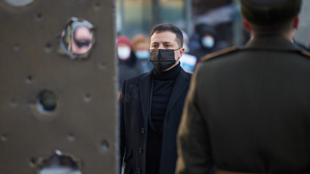 Photo: Volodymyr Zelenskyy Photo of the day. January 2021. Credit: President of Ukraine