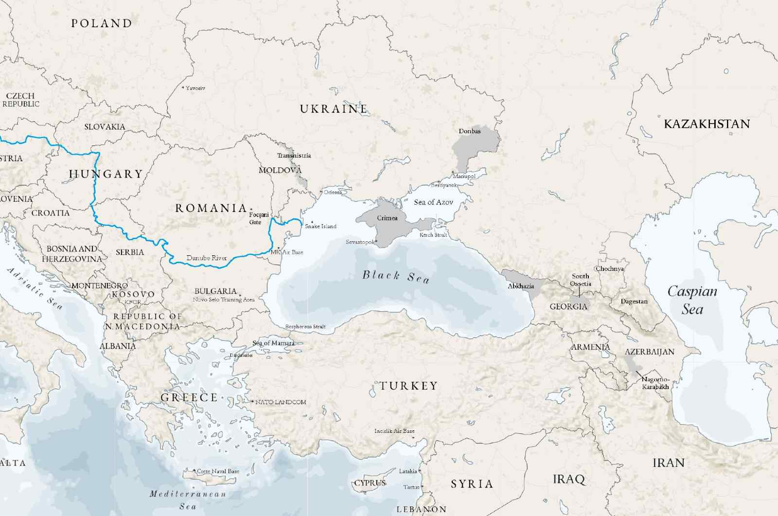 Adapted in 2020 from © Mapbox and © OpenStreetMap. Improve this map.