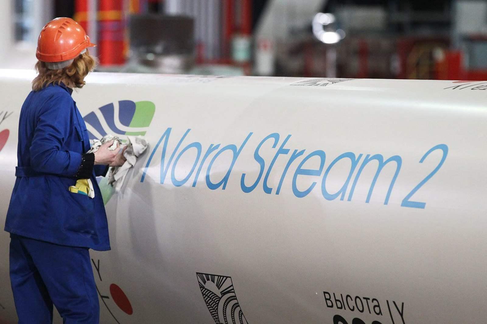 Nord Stream 2 pipeline @mfa_russia