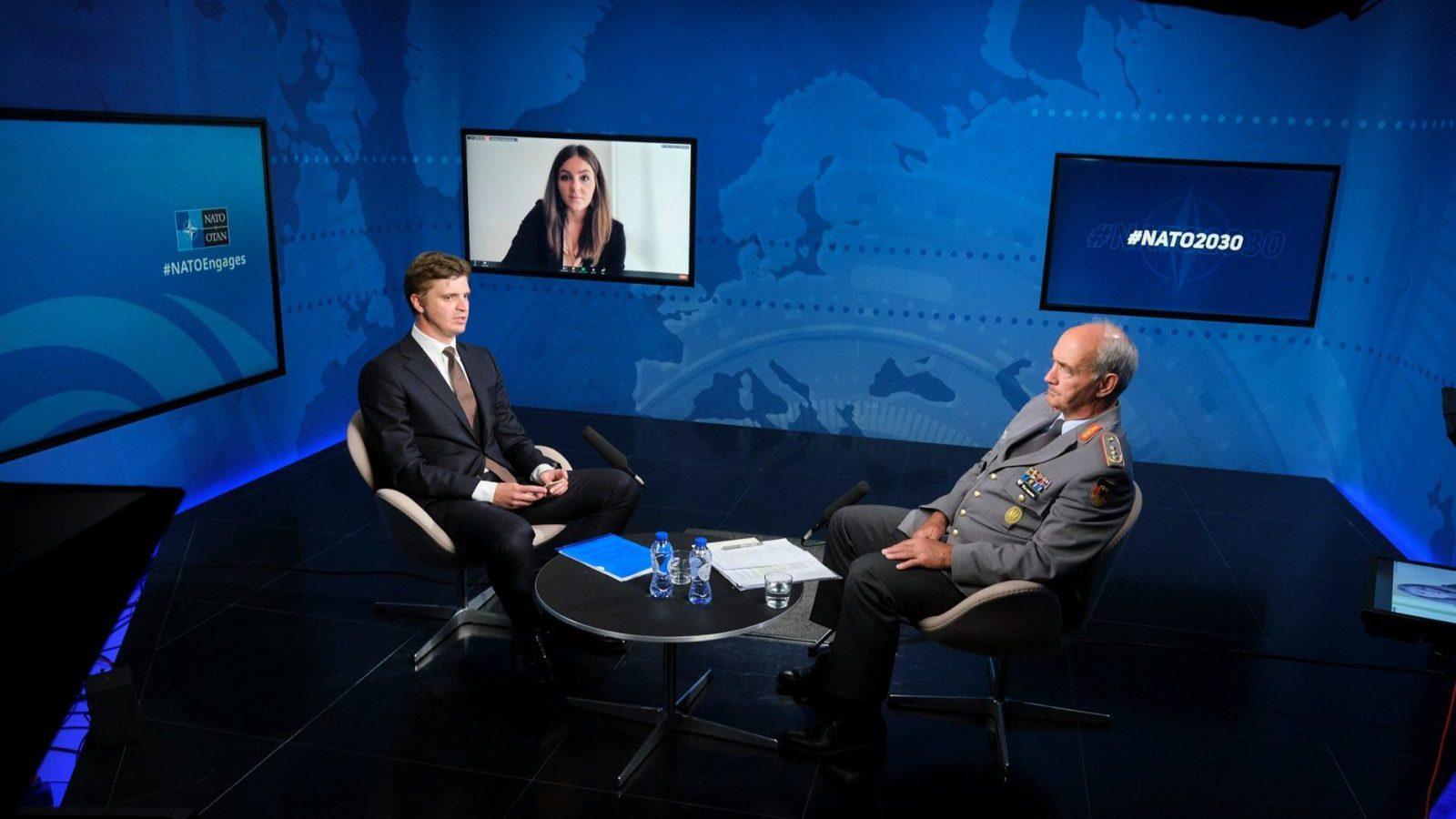 Lauren NATO Panel