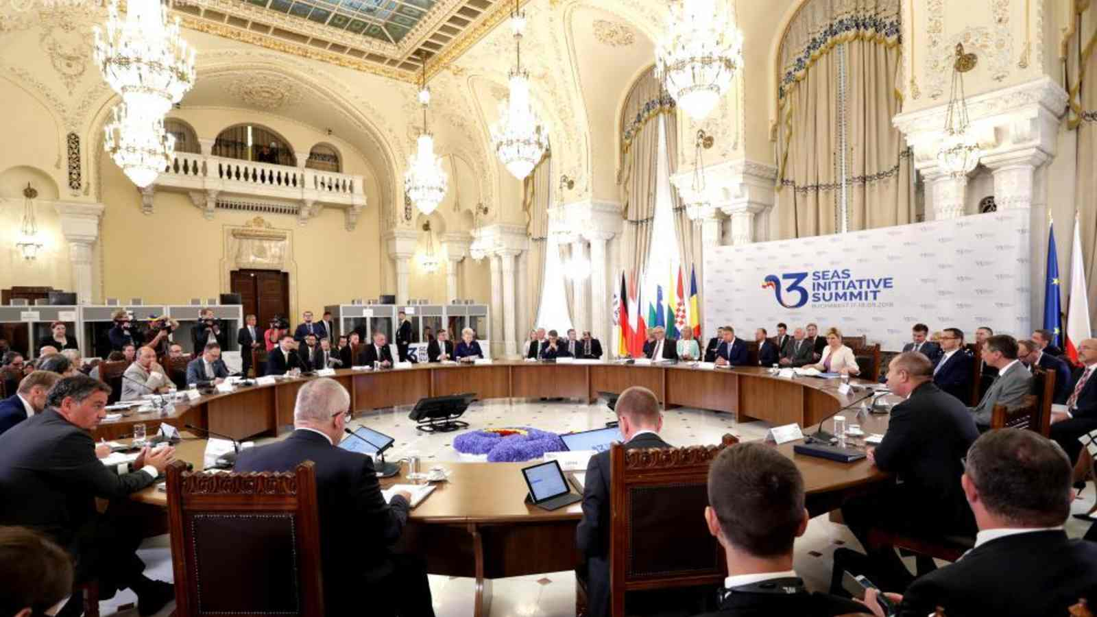 The Bulgarian Head of State is on a visit to Romania to take part in the Three Seas initiative summit. September 18, 2018