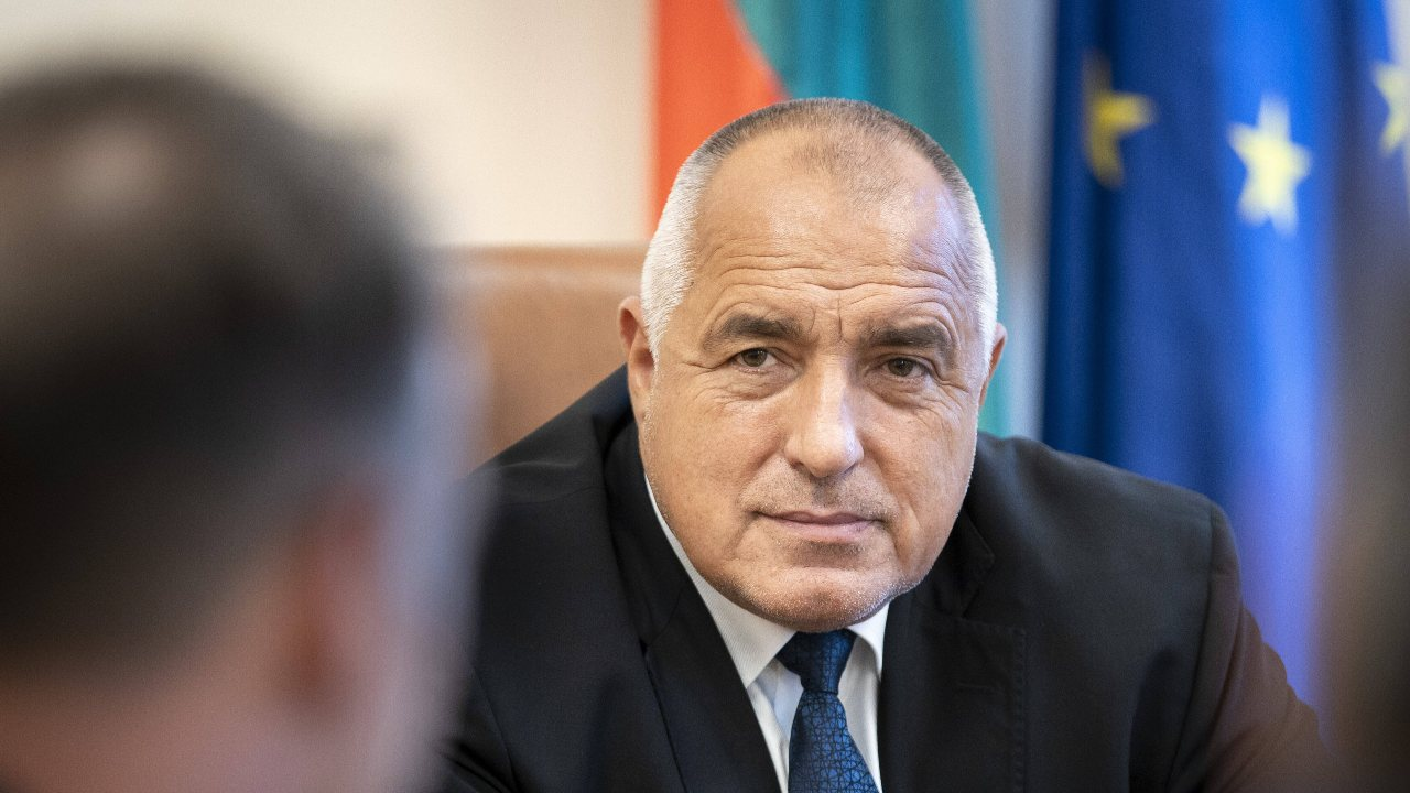 Photo: Boyko Borissov, Prime Minister of Bulgaria in Sofia June 18, 2020. Credit: xThomasxImo/photothek.netx via REUTERS