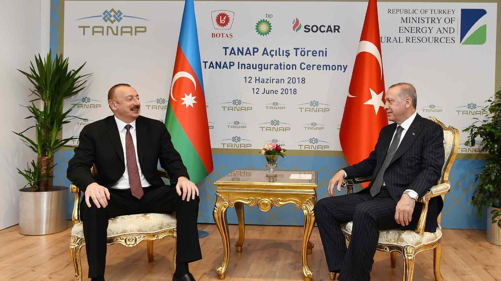 Photo: Ilham Aliyev met with Turkish President Recep Tayyip Erdogan in Eskisehir. June 8, 2018. Credit: Wikimedia Commons