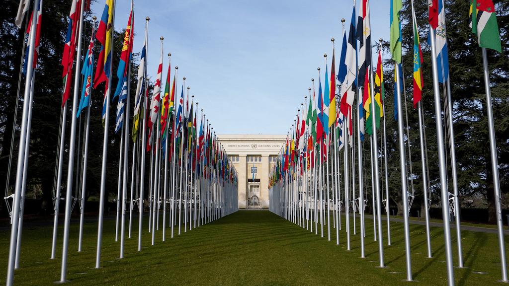 Photo credit: United Nations Office at Geneva.