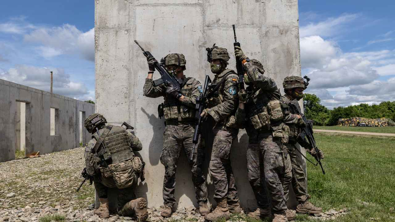 NATO Exercise (2)