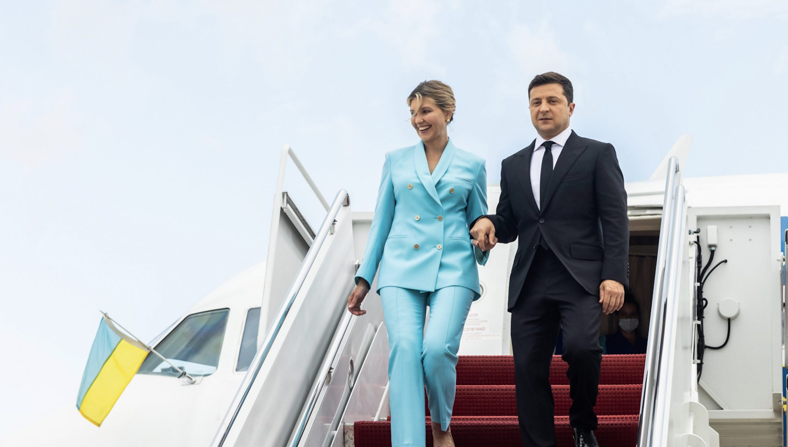 Image: President's visit to the United States. Credit: President of Ukraine.